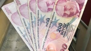 Türkische Notenbank fällt Säuberung zum Opfer