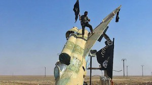 IS-Kämpfer im Kinderzimmer