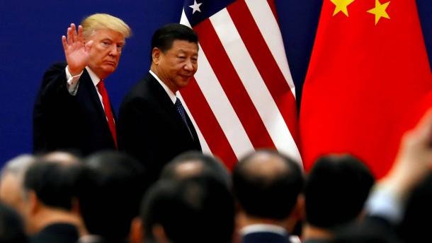 Der Handelskonflikt wird lange bleiben