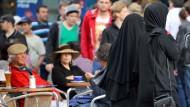 CDU-Innenminister beraten über Burka-Verbot