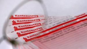 Schon 260 Banken verlangen Negativzins