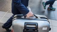 Auf Dienstreise Steuern sparen