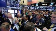 Börsenweisheit vs. Erholungsversuch