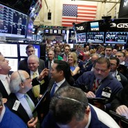 Die Anleger schauen diese Woche vor allem wieder an die New Yorker Börse. In Amerika werden wichtige Wirtschaftsdaten erwartet.