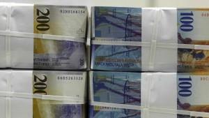 Anleger wittern Konjunkturschwäche