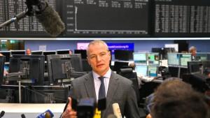 Börsenaufsicht lässt Kengeter zappeln