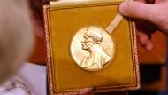 Wer bekommt den Wirtschafts-Nobelpreis?