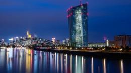 Turbulente Tage in der Europäischen Zentralbank
