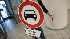 1,4 Millionen Autos dürften bald nicht mehr fahren
