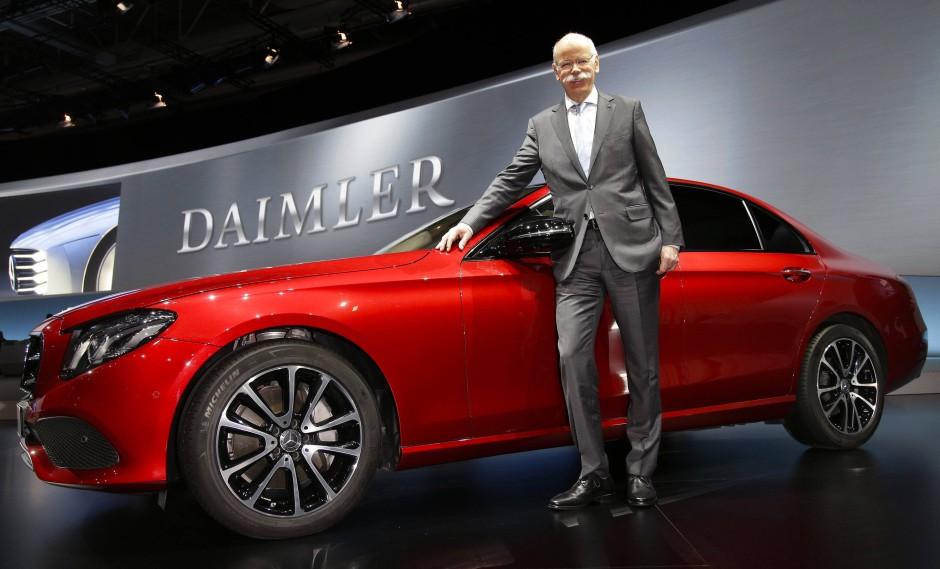 Daimler Kurs Aktuell