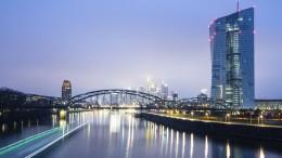 """EZB vor """"grünen"""" Kriterien für ihre Anleihekäufe"""