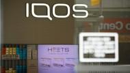 Philip Morris setzt mit dem Tabakstift iQOS weniger um als erwartet.
