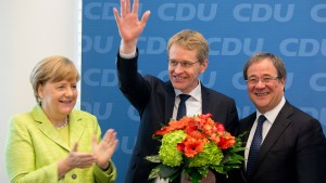 Neue Fraktionen treten im Kieler Landtag zusammen