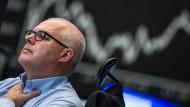 Deutsche Aktien auf Erholungskurs