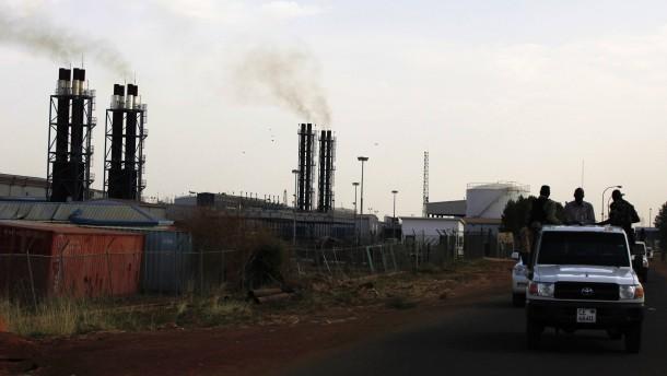 Südsudan könnte Ölförderung einstellen