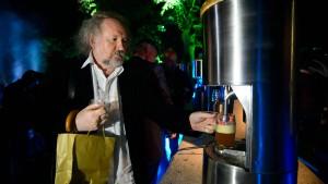 Europas erster Bierbrunnen sprudelt in Slowenien