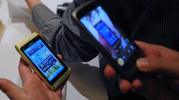 Nokia hinkt technisch hinterher