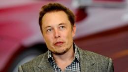 Anleger wollen Twitter-Verbot für Tesla-Chef Musk