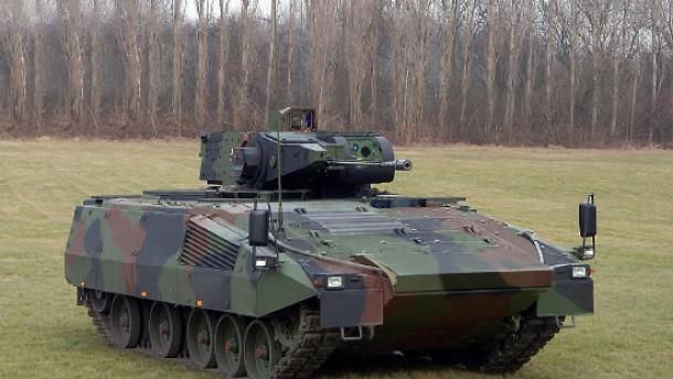 Rheinmetall profitiert von Rekordauftrag