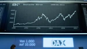 Dax nach EZB-Entscheidung freundlich