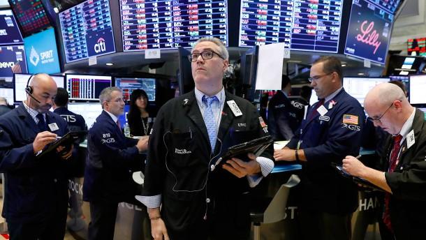 Was ist los mit den Börsen?