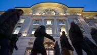 Die Schweizer Nationalbank hat für viel Wirbel gesorgt