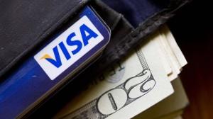 Der Kreditkarten-Riese Visa hat der Dollar-Stärke getrotzt und seinen Gewinn überraschend kräftig gesteigert