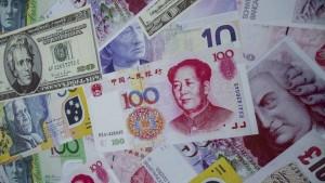 Die Wechselkurse werden immer mehr zur Gefahr