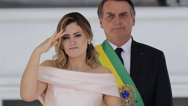 Finanzmärkte begrüßen Amtsantritt von Brasiliens Präsident Bolsonaro