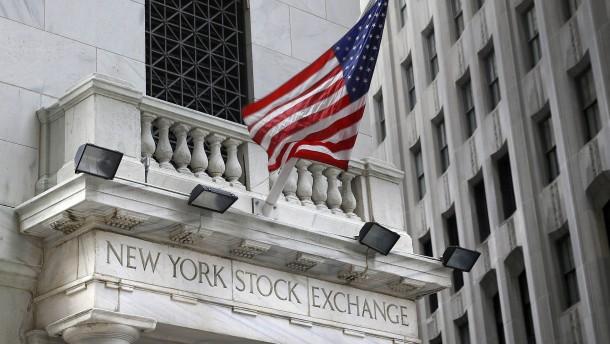 Weiter Unruhe an der Wall Street