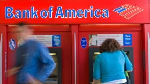 Amerikas Banken verdienen mehr als 40 Milliarden Dollar