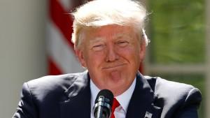 Europa bietet Trump die Stirn
