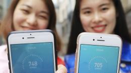 Alipay folgt der Chinesen-Karawane