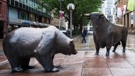 Bulle oder Bär: Wer gewinnt?