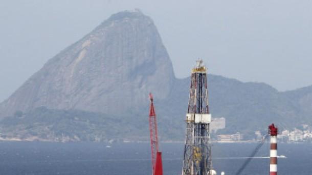 Ölkonzern Petrobras schafft Rekordemission