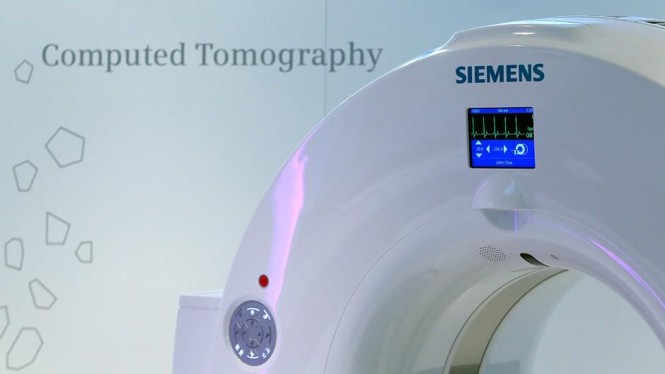 Die Siemens-Sparte Healthineers ist im dritten Geschäftsquartal im Rahmen der Markterwartungen gewachsen.