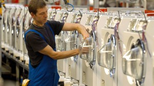 Schutz für amerikanische Waschmaschinen