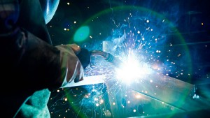 Deutsche Metallindustrie fällt international zurück