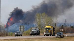 Waldbrände als mittelbarer Preistreiber für Öl