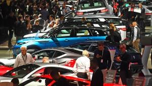 Die Talfahrt vor der Automesse IAA