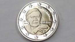 So sieht die Helmut-Schmidt-Münze aus