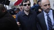 Die Festnahme des Pharmaunternehmers und früheren Hedgefonds-Managers Martin Shkreli sorgte für Wirbel.