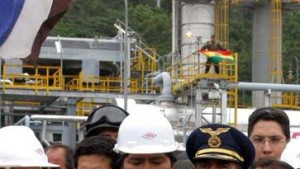 Bolivien beeindruckt Gasmarkt wenig
