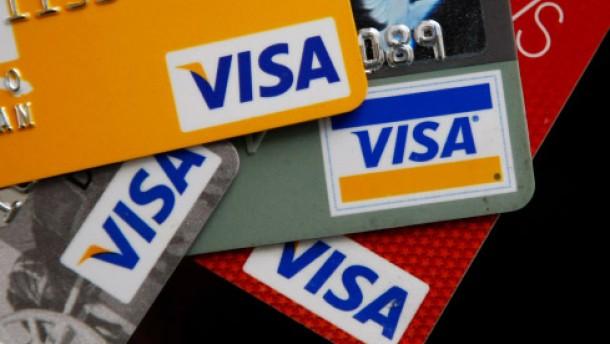 Ungezügelte Erwartungen verpassen Visa-Aktie einen Dämpfer