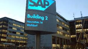 Alarmzeichen bei der SAP-Aktie