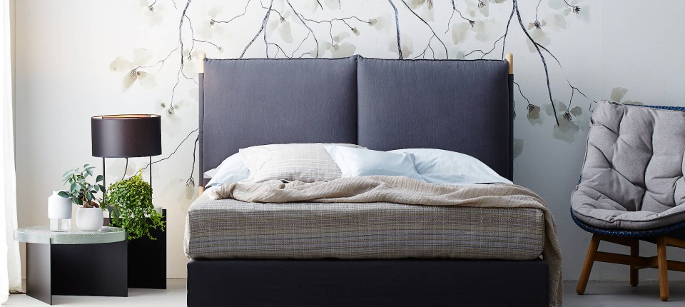 Neue Betten: Wer will denn da noch aufstehen?