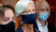 """EZB-Präsidentin Christine Lagarde ist überzeugt: """"Wir werden einen digitalen Euro haben."""""""