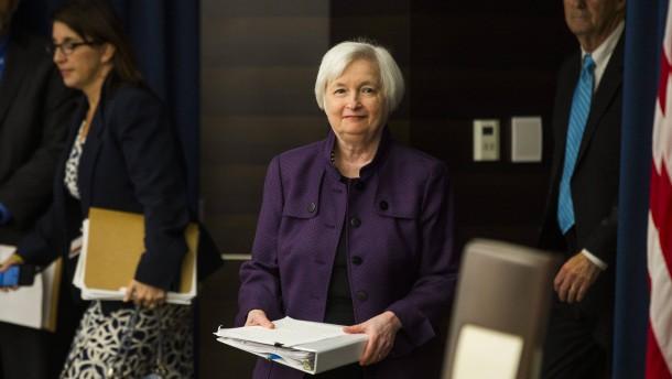 Fed-Entscheid gibt den Börsen Auftrieb