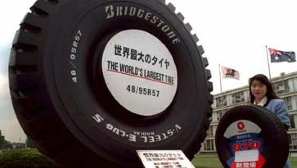 Gewinnwarnung bei Bridgestone mahnt zur Vorsicht