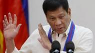 Duterte rüstet die Philippinen auf